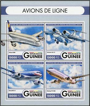 n° 8557 - Timbre GUINÉE Poste