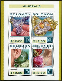 n° 3261 - Timbre SALOMON Poste