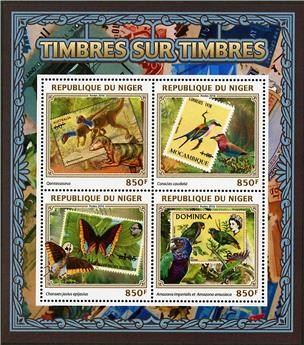 n° 3675 - Timbre NIGER Poste