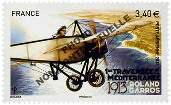 n° 77a - Stamp France Air Mail