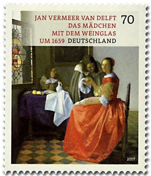 n° 3069 - Timbre ALLEMAGNE FEDERALE Poste