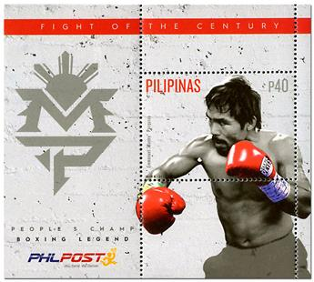 n° 349 - Timbre PHILIPPINES Blocs et feuillets