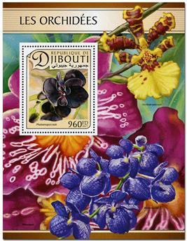 n° 151 - Timbre DJIBOUTI Blocs et feuillets