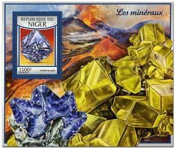 n° 690 - Timbre NIGER Blocs et feuillets
