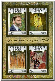 n° 3883 - Timbre NIGER Poste