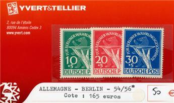 ALLEMAGNE BERLIN - n°54/56**
