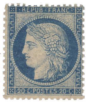 France : n°37* B