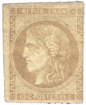 France : n°43Aa*