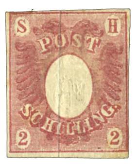 Allemagne (Schleswig Holstein) : n°2* TB