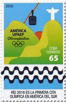 n° 5502B/5502E - Timbre CUBA Poste