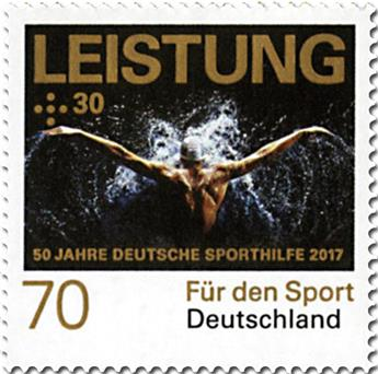 n° 3091/3093 - Timbre ALLEMAGNE FEDERALE Poste