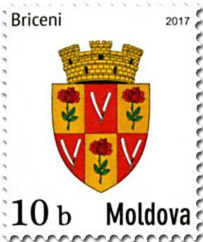 n° 856/861 - Timbre MOLDAVIE Poste