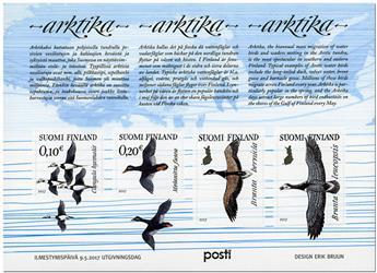 n° F2467 - Timbre FINLANDE Poste