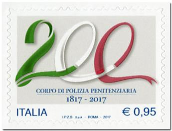 n° 3731 - Timbre ITALIE Poste