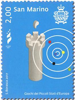 n° 2505/2506 - Timbre SAINT-MARIN Poste