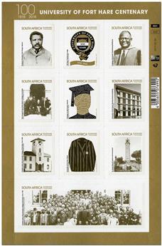 n° 1952/1961 - Timbre AFRIQUE DU SUD Poste