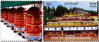 n° 2850 - Timbre INDE Poste