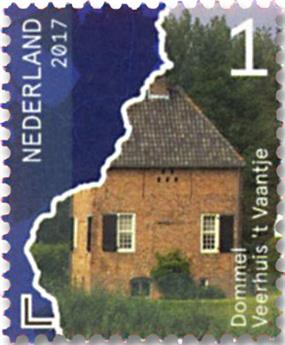 n° 3527 - Timbre PAYS-BAS Poste