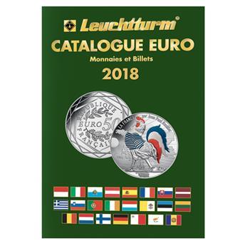 CATALOGUE EURO DE LEUCHTTURM (2018)