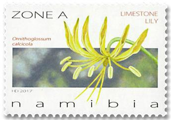 n° 1388/1390 - Timbre NAMIBIE Poste