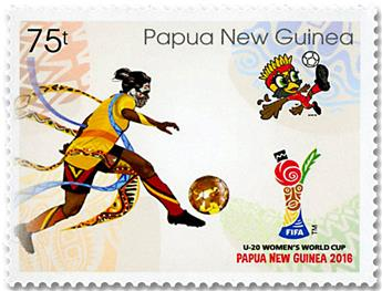n° 1665/1668 - Timbre PAPOUASIE ET NOUVELLE-GUINEE Poste