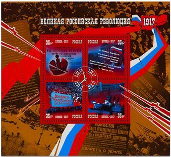 n° 429 - Timbre RUSSIE Blocs et feuillets