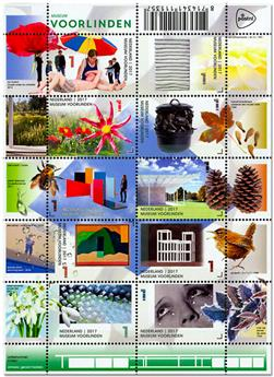 n° 3547/3556 - Timbre PAYS-BAS Poste