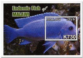 n° 97/101 - Timbre MALAWI Blocs et feuillets