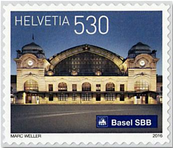 n° 2395 - Timbre SUISSE Poste