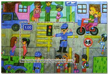 n° 312B - Timbre CUBA Blocs et feuillets