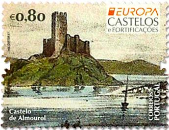 n° 4237 - Timbre PORTUGAL Poste (EUROPA)