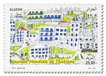 n° 1740/1741 - Timbre ALGERIE Poste