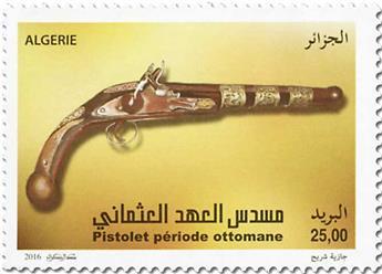 n° 1745/1746 - Timbre ALGERIE Poste