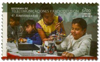 n° 3045 - Timbre MEXIQUE Poste