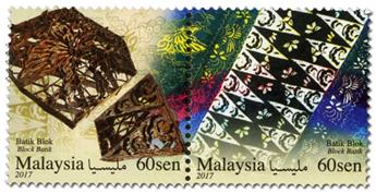 n° 1904/1909 - Timbre MALAYSIA Poste