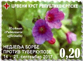 n°44/44a - Timbre REPUBLIQUE SERBE (DE BOSNIE) Timbres de bienfaisance