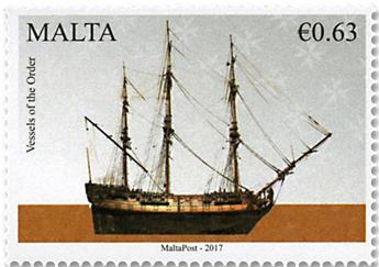 n°1896/1898 - Timbre MALTE Poste