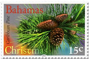 n°1553/1556 - Timbre BAHAMAS Poste