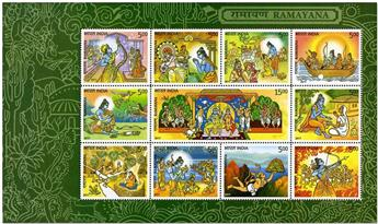 n°2893/2903 - Timbre INDE Poste