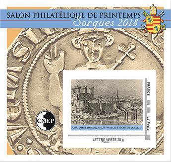 n° 77a - Timbre France CNEP (Non dentelé)