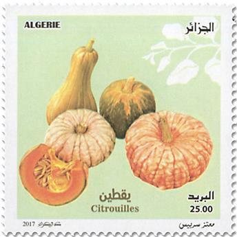 n° 1786/1789 - Timbre ALGERIE Poste