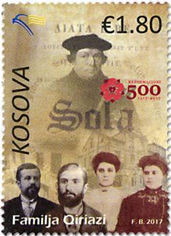 n° 260 - Timbre KOSOVO Poste