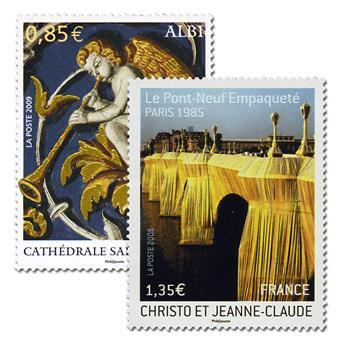 FRANCE : Série Artistique (2009)