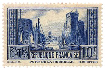 n°261* - Timbre FRANCE Poste