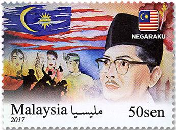 n° 1922/1925 - Timbre MALAYSIA Poste