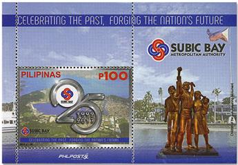 n° 383 - Timbre PHILIPPINES Blocs et feuillets