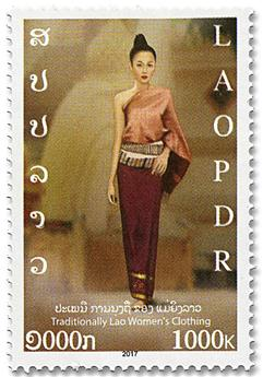 n° 1899/1902 - Timbre LAOS Poste