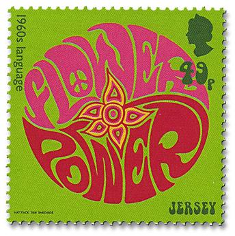 n° 2267/2272 - Timbre JERSEY Poste