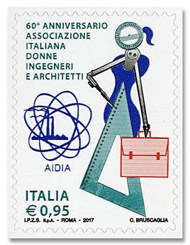 n° 3764 - Timbre ITALIE Poste
