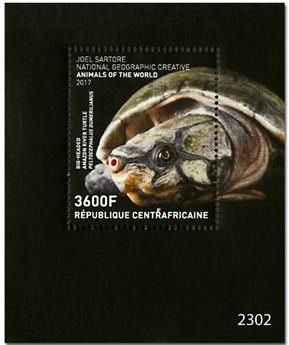n° 1188 - Timbre CENTRAFRICAINE Blocs et feuillets